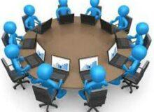 جلسه ۱۳گفتگوی زنده فضای مجازی به صورت آنلاین